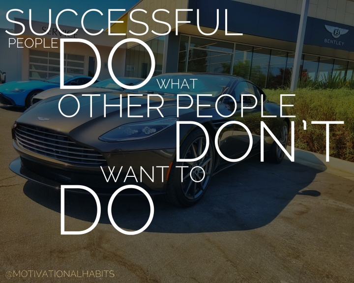 How To Be ​Successful
